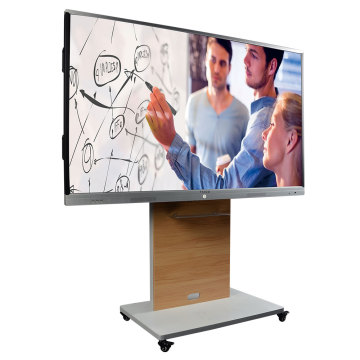 75 led interactive panel displays smart board tv