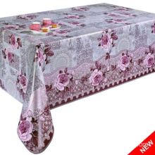 Pvc Printed fitted table covers 3metre Table Runner