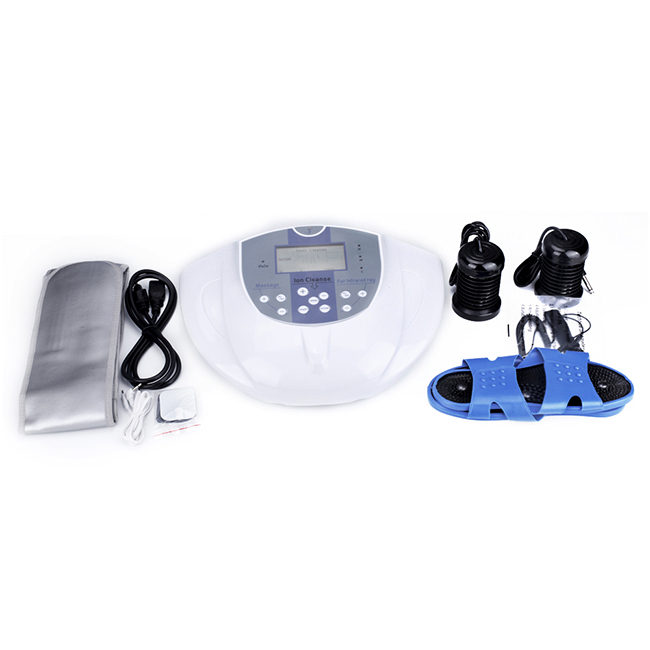 ionic foot cleanse detoxification machine for sale