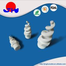 Best quality Low price for Zirconia Ceramic Structural Component High quality alumina ceramic sprial nozzle supply to France Supplier