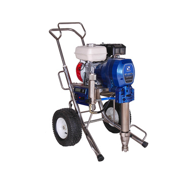 gas engine airless paint sprayers