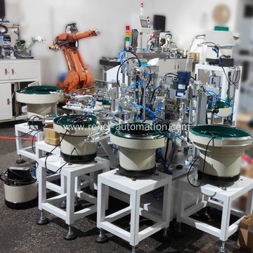 Non-Standard Automatic Assembly Line for Shower Head
