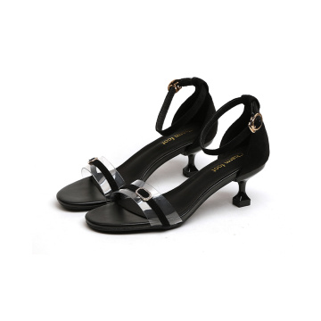 Women Black Official Formal High Heel Shoes