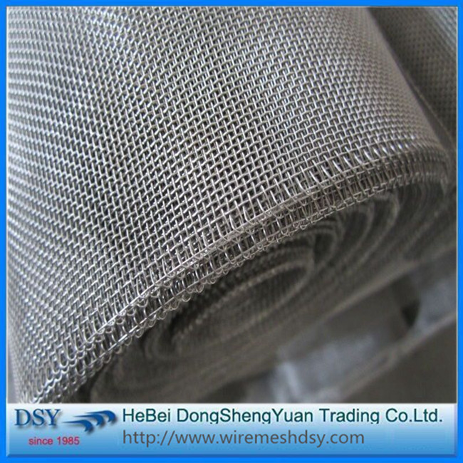 304 Woven Stainless Steel Filter Mesh