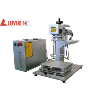 MOPA Color Laser Marking Machine For Stainless Steel