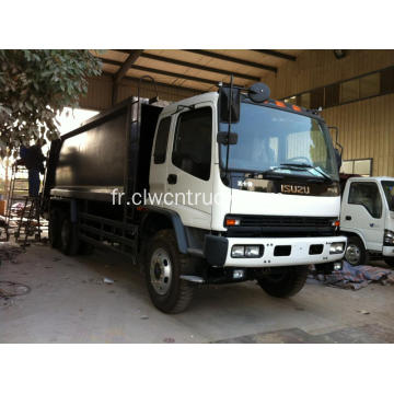 Type luxueux ISUZU 6x4 260hp Waste Services Truck