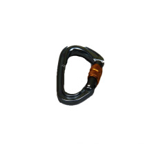 High Quality for Stainless Steel Carabiner Aluminum Alloy Carabiner Snap Hook with Swivel Buckle export to Zambia Importers