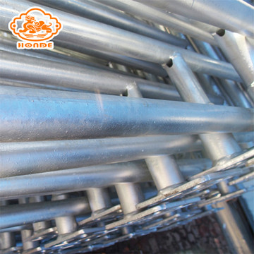 Fast delivery galvanized farrowing crate