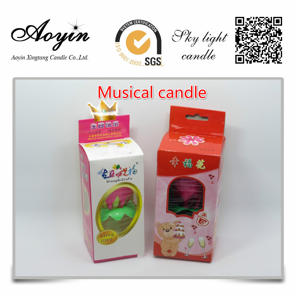 Birthday party supplies happy birthday songs candles