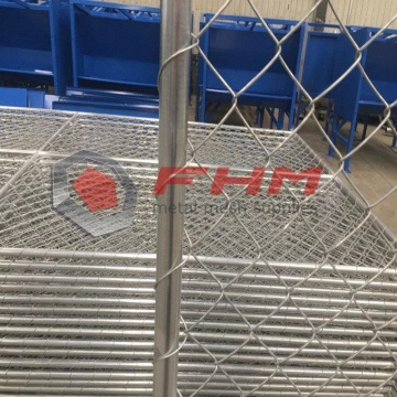 Wholesale Price for China Chain Link Fencing Temporary Fencing,Temporary Chain Link Fence,Portable Chain Link Fence Manufacturer and Supplier Chain Link Fencing Temporary Fence export to South Korea Supplier