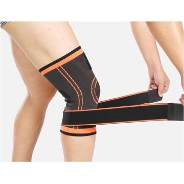 Adjustable professional outdoor sports kneecap