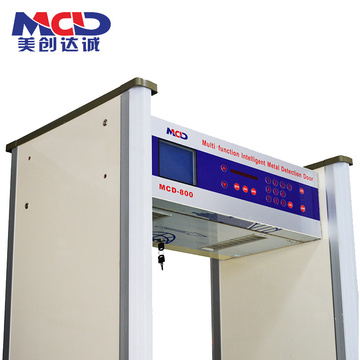 Low Voltage Protection Security Door