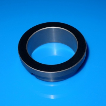 Mechanical Seal Components Silicon Carbide Ring Seal Faces