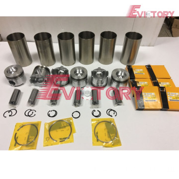 CATERPILLAR spare parts 3116 cylinder liner sleeve kit