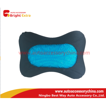 20 Years Factory for Professional Car Accessories Memory Foam Car Headrest Pillow export to Denmark Manufacturer