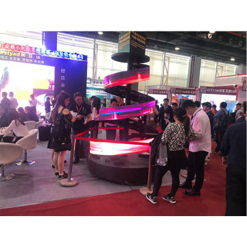 Indoor Flexible Soft roll Up LED Display Screens
