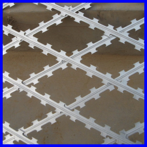Cheap Prison Galvanized Concertina Razor Blade Barbed Wire
