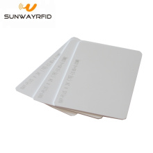 Best Price for RFID White Card M XP-PLUS X 2K RFID Card with chip export to Czech Republic Manufacturers