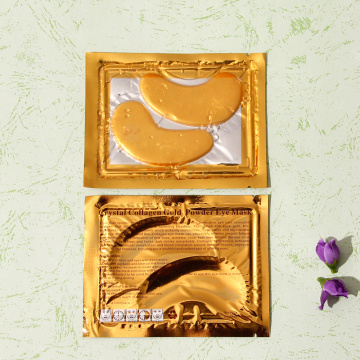 hot selling healthy and beauty golden collagen eye patch