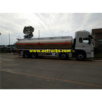 7000 Gallons 8x4 Milk Tank Trucks
