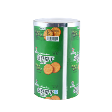 Packaging Film for Cookies