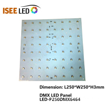 DMX Control 300mm*300mm Video Led Panel Light