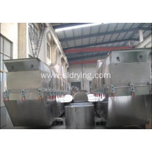 ZLG Series Feed yeast Vibration Fluidized Bed Dryer