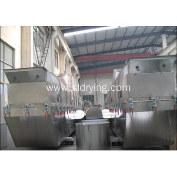 ZLG Series Sodium chlorite Vibration Fluidized Bed Dryer