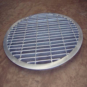 Sewer drain cover grating