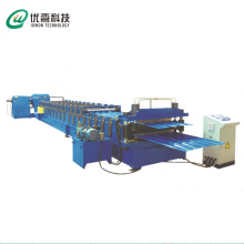 Trapezoid Wall Panel Double Layer Roll Forming Machine