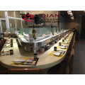 Self-Developed Conveyor Sushi Belt System
