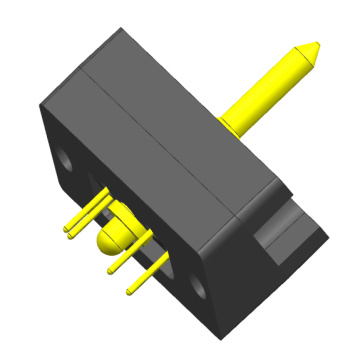 POWER D-SUB 5W1 MALE CONNECTOR
