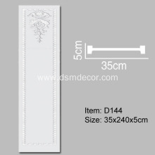 Good Quality for Door And Window Pilasters,Door And Window Panel,Sliding Window Panels Manufacturers and Suppliers in China 35cm Width Interior Pilaster Columns supply to United States Importers