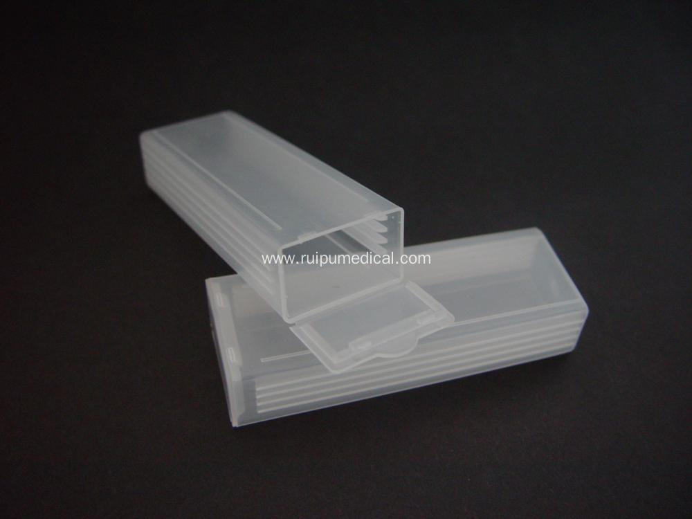 Plastic Microscope Slides Mailer 5 Place