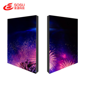 P2.5 indoor full color high quality advertising monitor