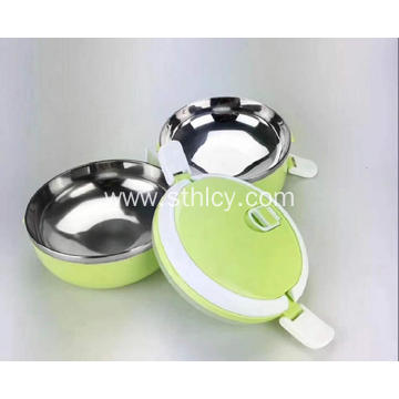 Premium Stainless Steel Leak Proof Food Container