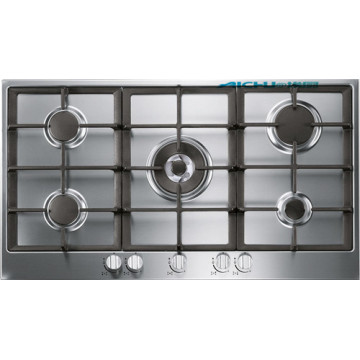 Glen Stainless Steel Built In Top Gas Stove