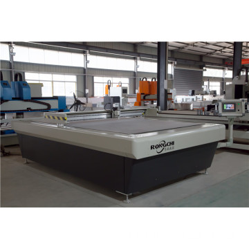 cnc blade vibration knife cutting machine