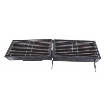 BBQ charcoal rotisserie grill oven