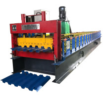 Best Quality for Roof And Wall Panel Roll Forming Machine Trapezoidal steel Sheet Roll Forming Machine supply to Tunisia Supplier