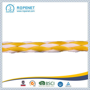 Professional for PP Hollow Braid Rope PE Hollow Braid Wakeboad Rope supply to St. Pierre and Miquelon Factory