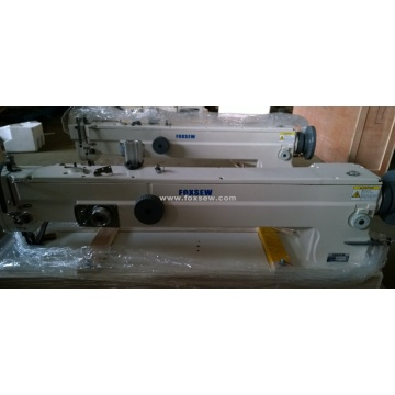 Long Arm Heavy Duty Zigzag Sewing Machine