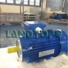 LANDTOP 50KW 55KW 55HP Three Phase Electric Motor Price