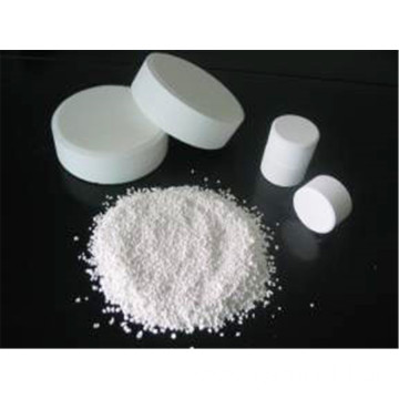 chlorine tablets granular TCCA 90% swimming pool chemical