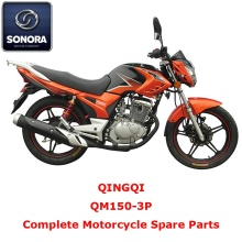 Qingqi QM150-3P Complete Motorcycle Spare Part