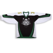 factory low price Used for Women Ice Hockey Jersey, Team Hockey Jersey, Vintage Ice Hockey Jersey Manufacturer in China 100% polyester Embroidered logo ice Hockey Jersey For Fans export to Japan Factories