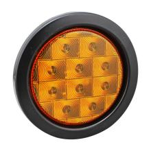 4 Inch Round Truck LED Indicator Lamps