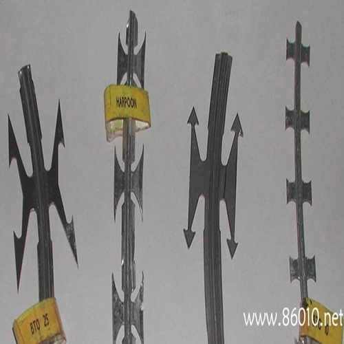 BTO hot dip galvanized  high quality razor barbed wire