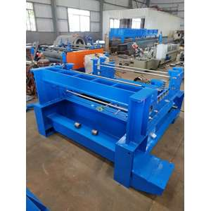 high quality simple cuting  and slitting machine