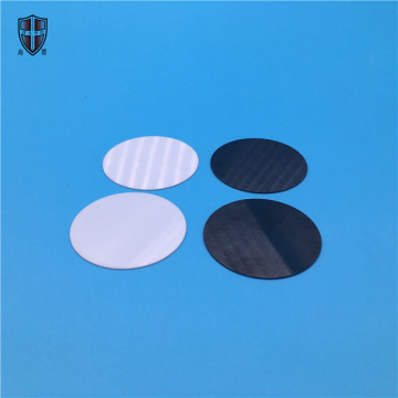 high flatness polish zirconia ceramic wafer
